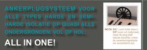 ankerplugsysteem