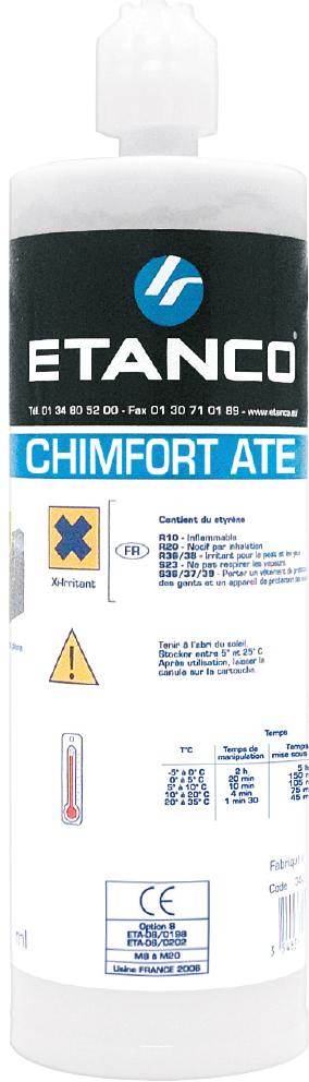 chimfort ATE