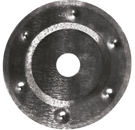 pluggen voor isolatie, métal-iso, onderlegring