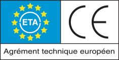 ETA Agrément technique européen